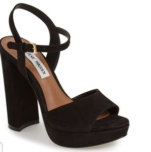 Steve Madden Kierra Platform Sandal Size 10
